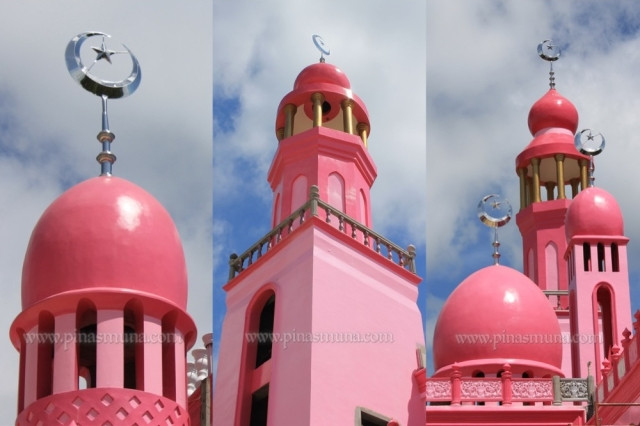 Pink Mosque Domes.JPG