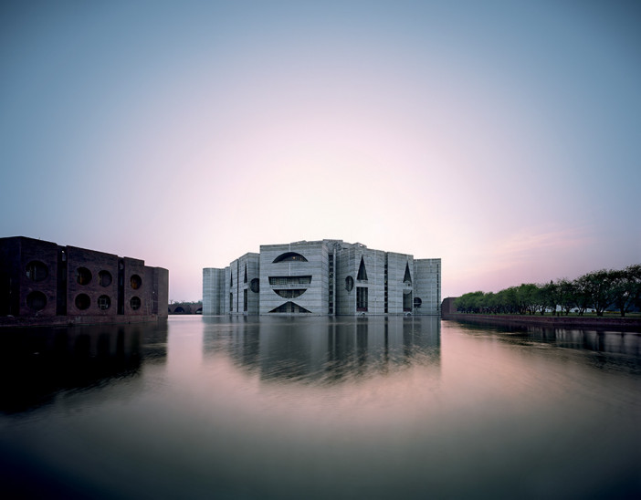 National-Assembly-Building-in-Dhaka-Bangladesh-Louis-Kahn-1962–83-Raymond-Meier.jpg